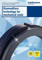 Brochure DiamondFace technology for mechanical seals