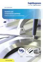 Catalog Gaskets / Compression packings