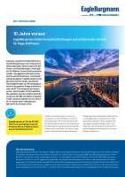 Solution: EagleBurgmann bietet innovative Dichtungen und umfassenden Service für Mega-Raffinerie